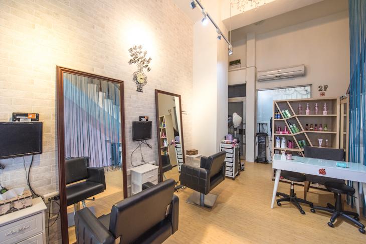台南美髮髮廊推薦ViviAna美髮空間