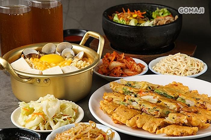 赫氏韓味食坊讓你吃到神美味的韓式料理