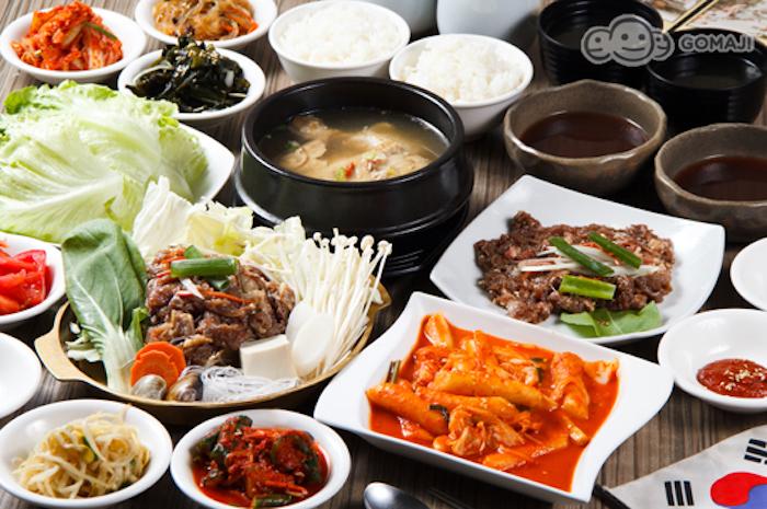韓國道地的家鄉味