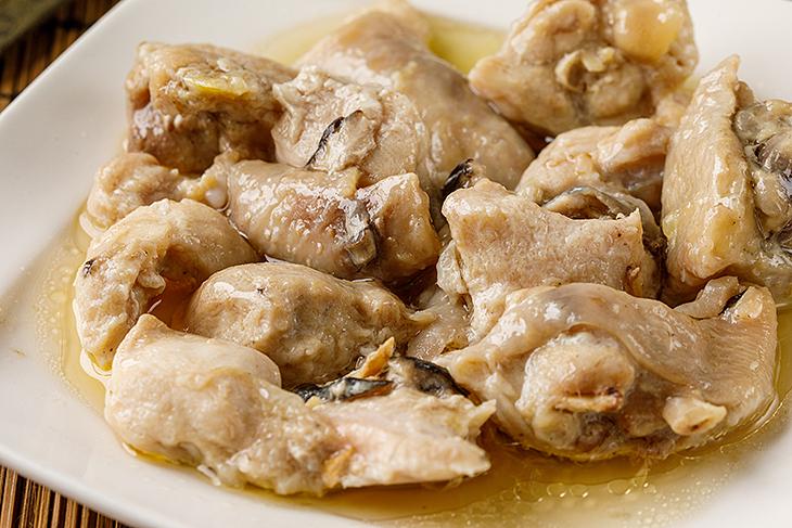 台北港式料理茶餐廳推薦,蒸好味北菇滑雞