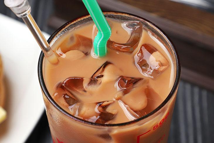 台北港式料理茶餐廳推薦,蒸好味鴛鴦奶茶