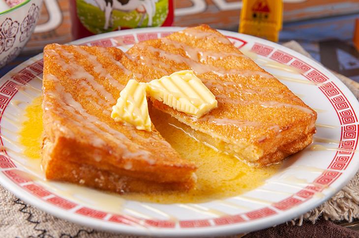 台北港式早午餐推薦,浪人情歌流沙西多士