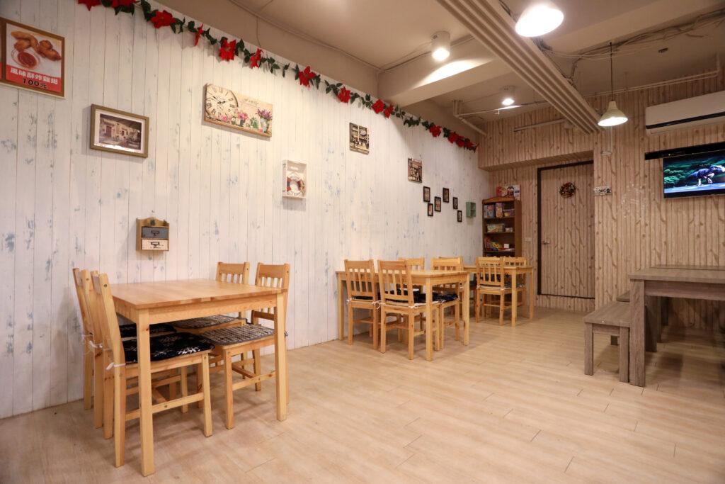 台北學生情侶約會餐廳推薦,NEO PASTA用餐區