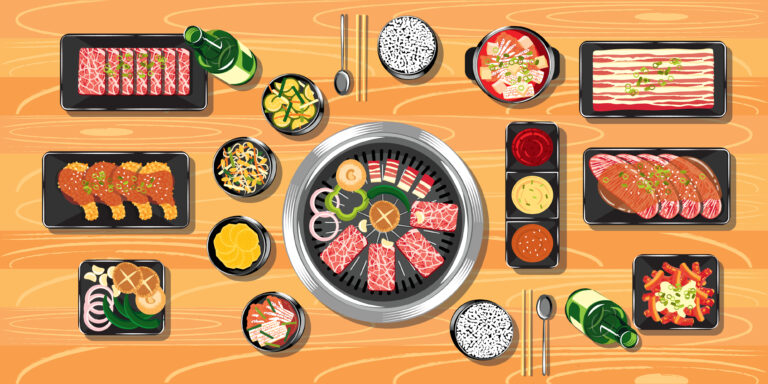 台中美食|台中韓式料理8選,石鍋拌飯年糕炸雞大滿足