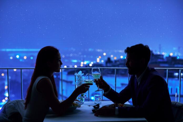 台北學生情侶約會
