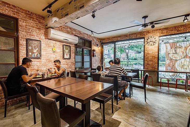 台北學生情侶約會餐廳推薦,MR. 田用餐區