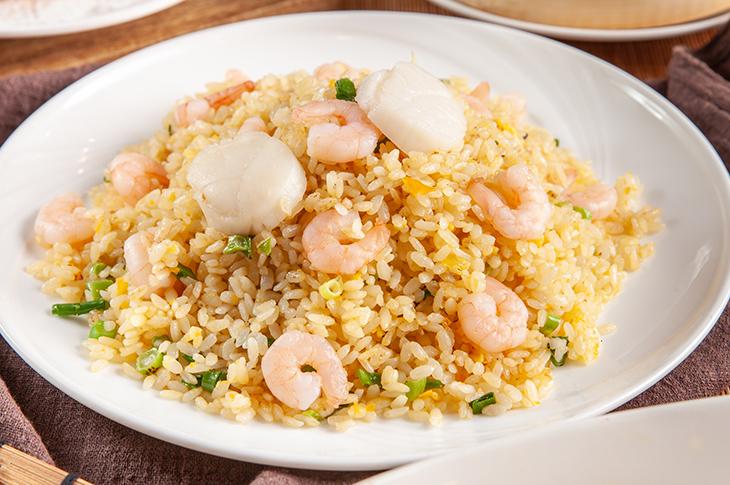 台北港式料理小吃推薦,譽龍軒港式美味小館排炒飯