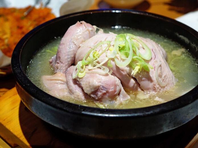 台北韓式料理