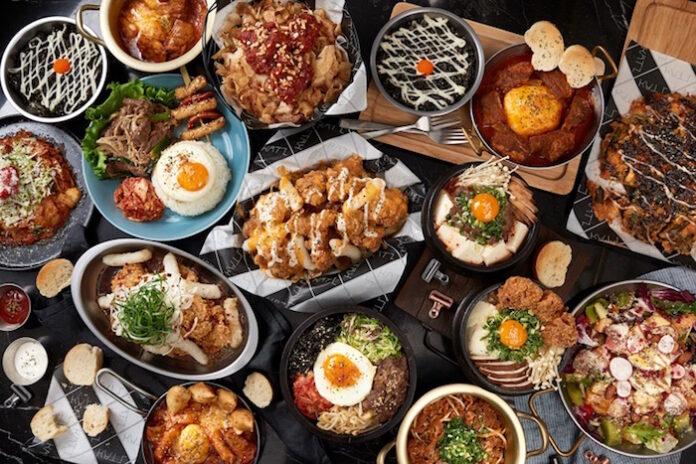 台中韓式料理