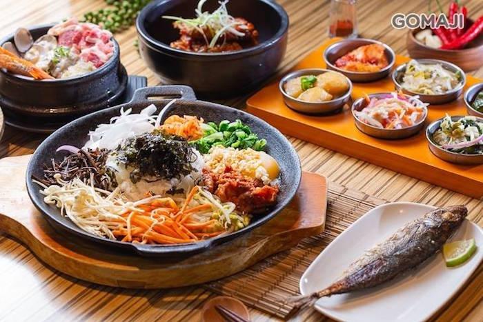 BANNCHAN 飯饌韓式料理 CP值超高的飯饌豆腐鍋雙人餐