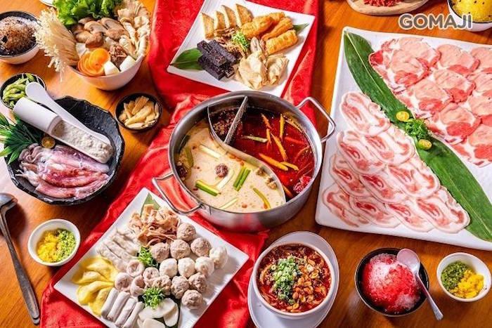新竹火鍋推薦!人氣麻辣鍋、海鮮鍋、火烤兩吃、吃到飽