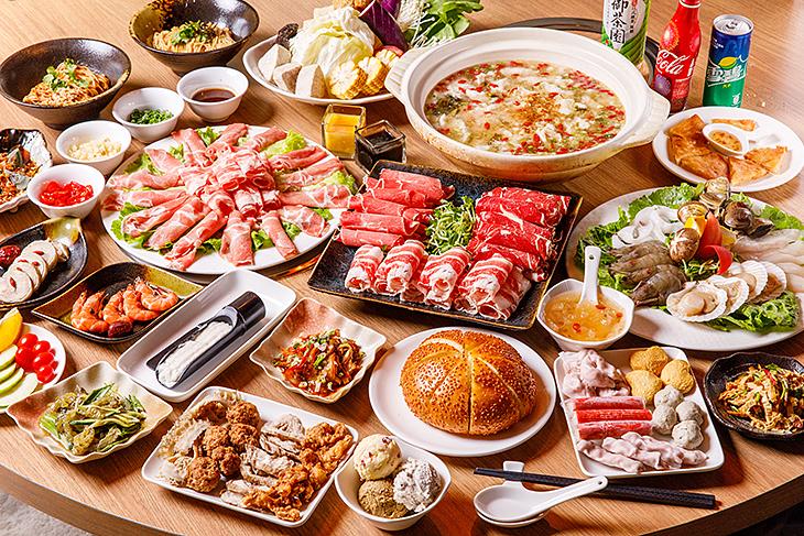 2019熱銷台北火鍋推薦,川夜宴無二火鍋樓