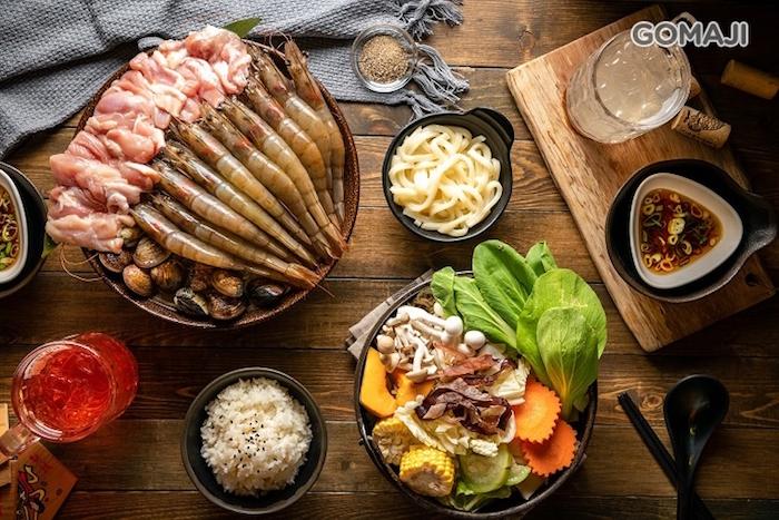 風見鷄 鍋物食堂專營鮮美的風味料理,口感細膩誘人