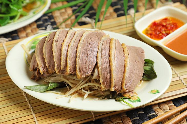 台北東區小吃推薦,光頭鵝肉招牌鵝肉