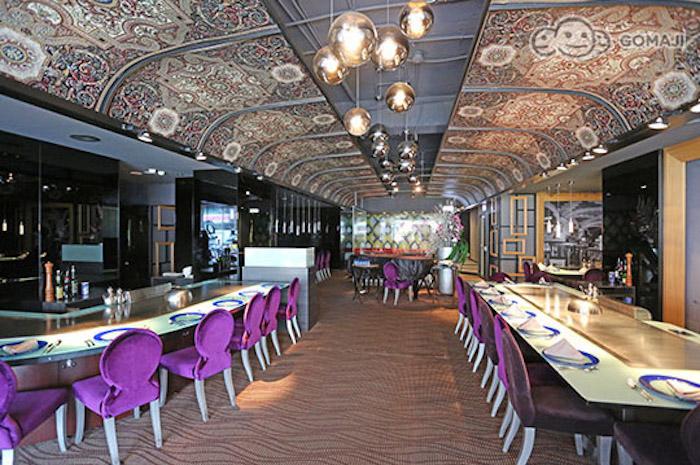 結合精緻優雅的法式料理與Lounge Bar的時尚元素