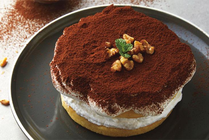 鬆餅 控推薦 奎克咖啡提拉米蘇