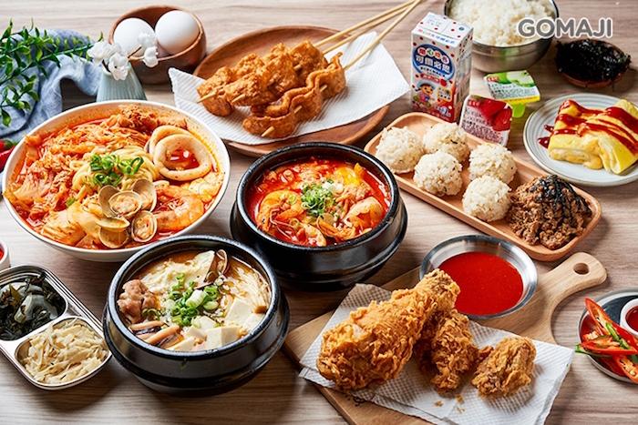 高雄韓式料理推薦!高CP值韓國料理,炸雞啤酒通通來