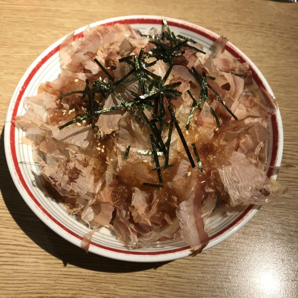 台北車站美食 餐廳推薦,屯京拉麵台北站前店洋蔥沙拉