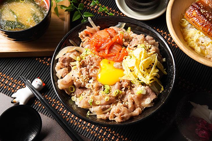 台北車站美食 餐廳推薦,渾水摸魚料亭牛丼