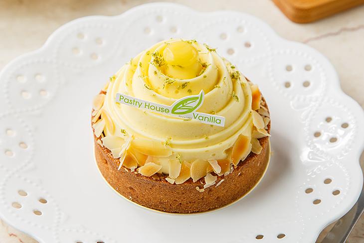 檸檬塔 推薦,香草蛋糕鋪檸檬塔