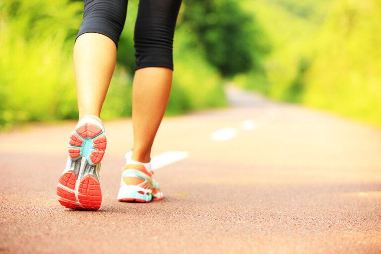 快走運動多一個動作,有助於大腿增加肌肉量!