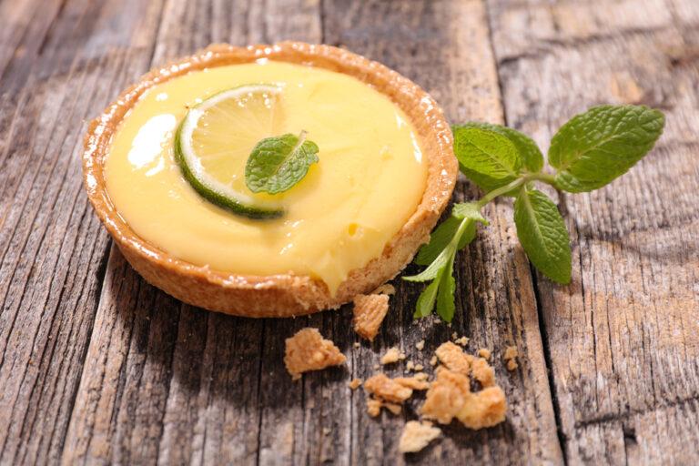 酸甜清爽檸檬塔攻略!不敗款法式甜點讓你輕盈享甜