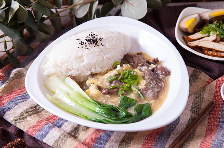 三重美食推薦,大京家傳牛肉麵清燉三寶綜合麵滑蛋牛肉飯