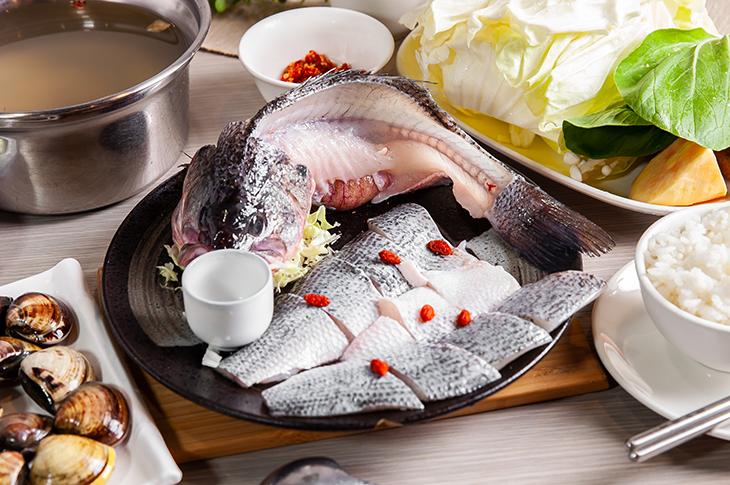 內湖美食 餐廳推薦,宮崎日式涮涮鍋枸杞鱸魚