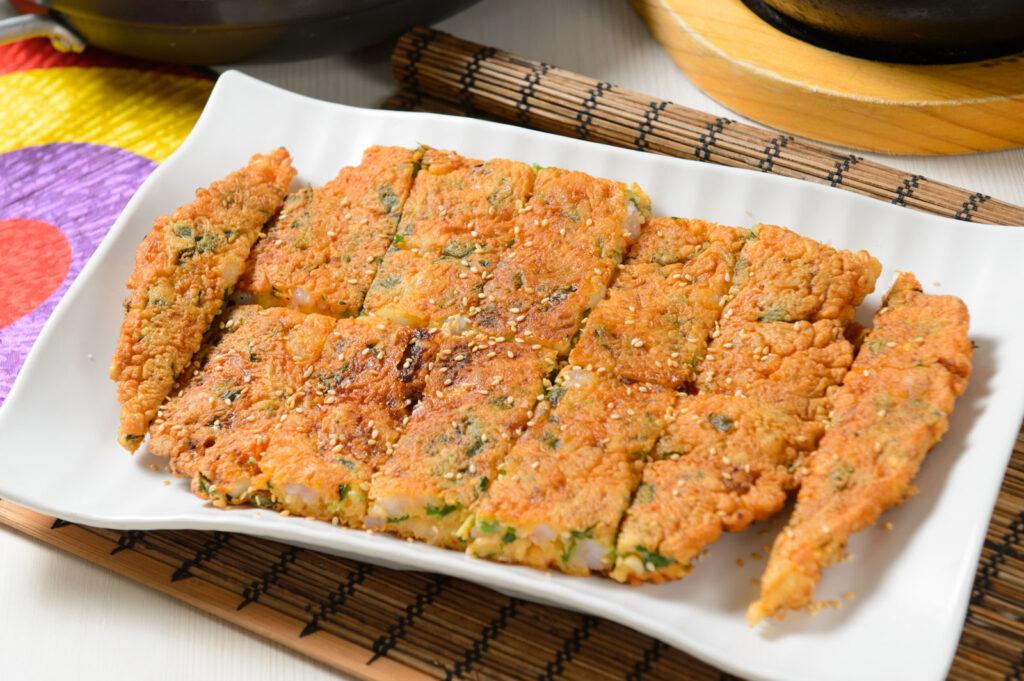 台北韓式料理 推薦,韓味舘新韓式料理海鮮泡菜煎餅