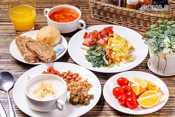 士林早午餐|除了豐盛號還有芋泥蛋餅和爆漿吐司等你吃