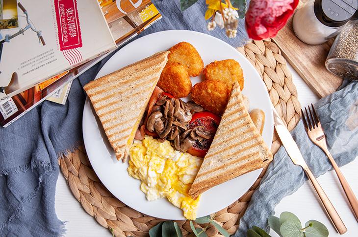 板橋早午餐 推薦,Relax.放鬆全日美式早午餐