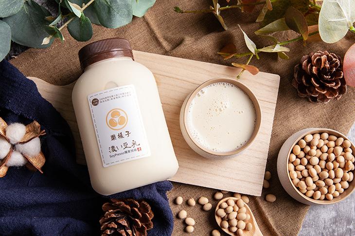 內湖美食飲料店推薦,漿樣子濃い豆乳原味豆乳