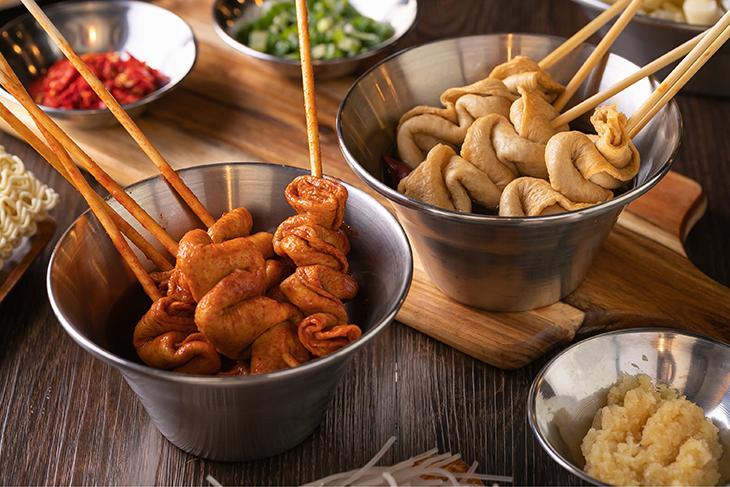 台北韓式料理 推薦,兩餐두끼韓國年糕火鍋韓式魚板