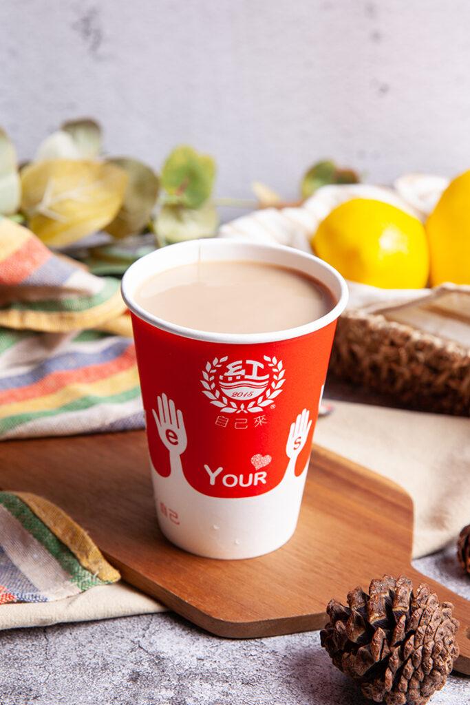 三重美食飲料店推薦,自己來紅茶鮮乳 三和夜市店古早味紅茶鮮奶