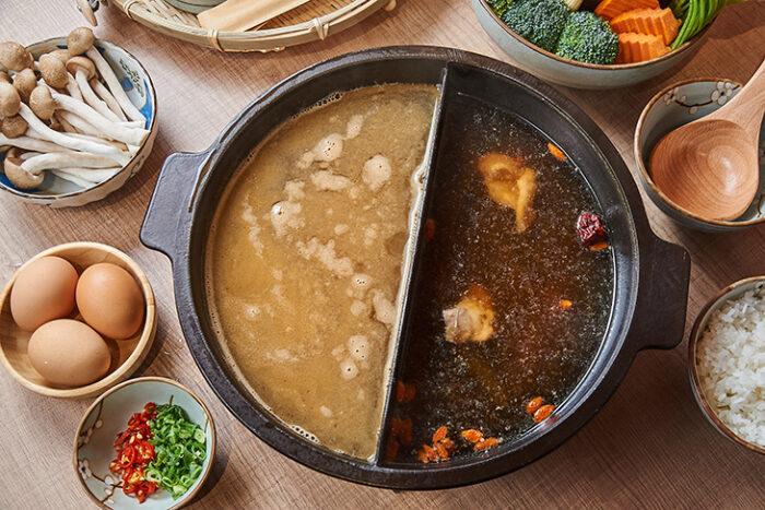 汕頭火鍋推薦,陳簡萊富汕頭火鍋鴛鴦鍋