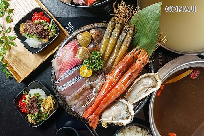 極禾優質鍋物 海鮮盤