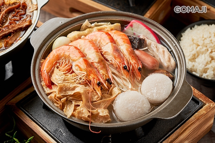 川霸子麻辣小火鍋 招牌海鮮大干貝鍋