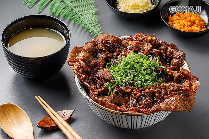 燒丼株式會社 牛野郎丼