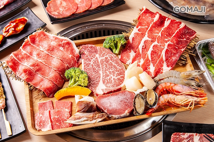 好神燒肉 基本肉盤