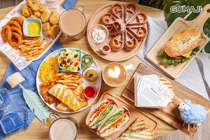 中和早午餐|想要美味又高CP值嗎?這10間你一定要知道