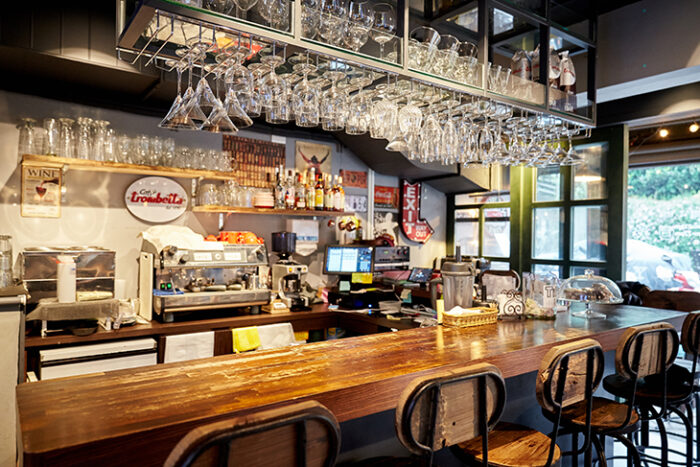 台北美式餐廳 推薦:PATIO46店內裝潢