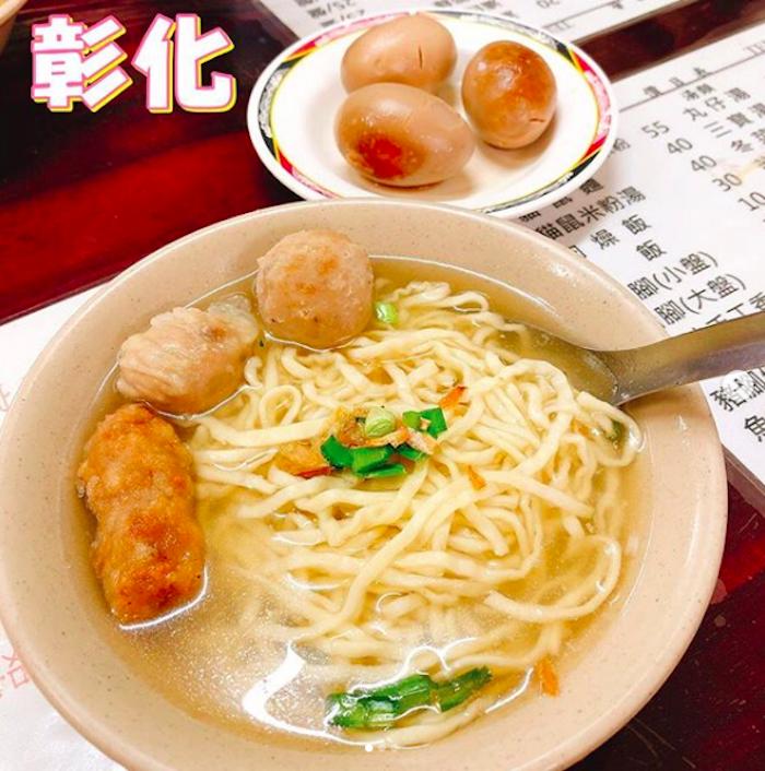 彰化火車站美食|阿璋肉圓、貓鼠麵,10間必吃店家