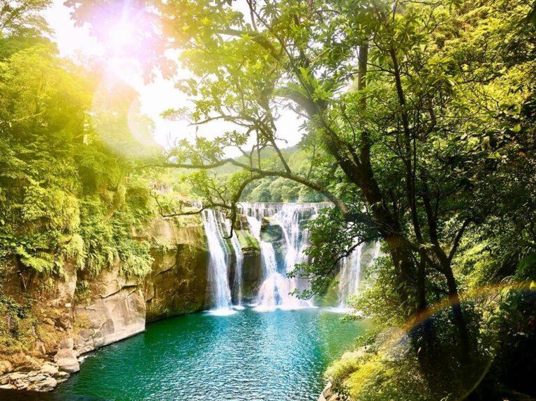 瀑布秘境TOP12 清涼消暑能玩水的打卡聖地12選
